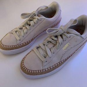 Puma Suede Soft Foam Comfort Sneaker